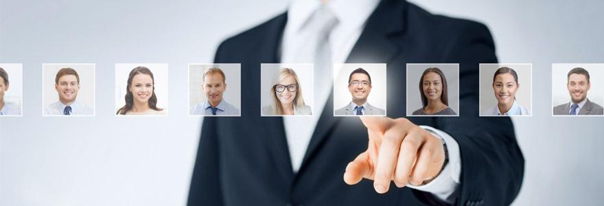 Offres d'emploi pour cadres : faire appel à un cabinet spécialisé