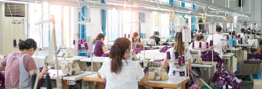 Informations sur les métiers et les formations du textile