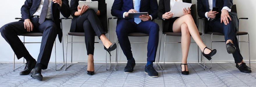 Offres d'emploi dans le secteur des assurances